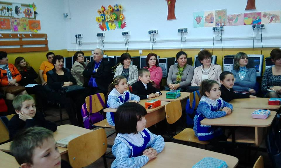 Activ. demonstrativa Cerculul Pedagogic al Invatatorilor cls I